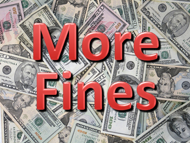 More Fines