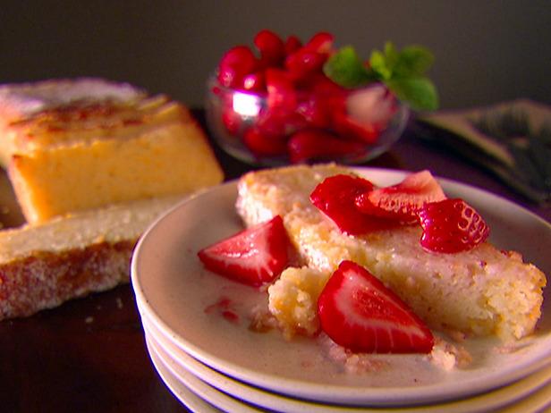 Strawberry Orange Cake