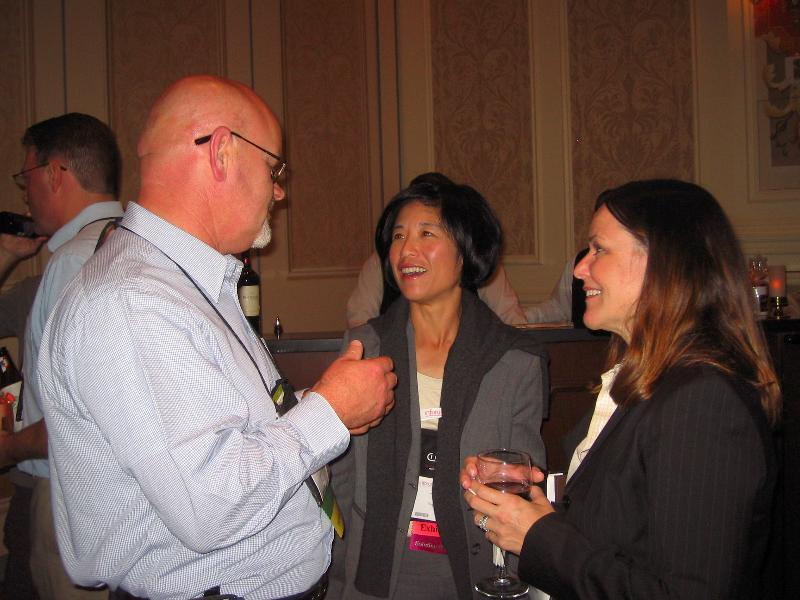 DE Customer Event at Inforum 2008