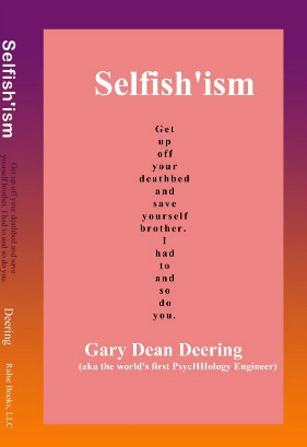 Selfish'ism Cover