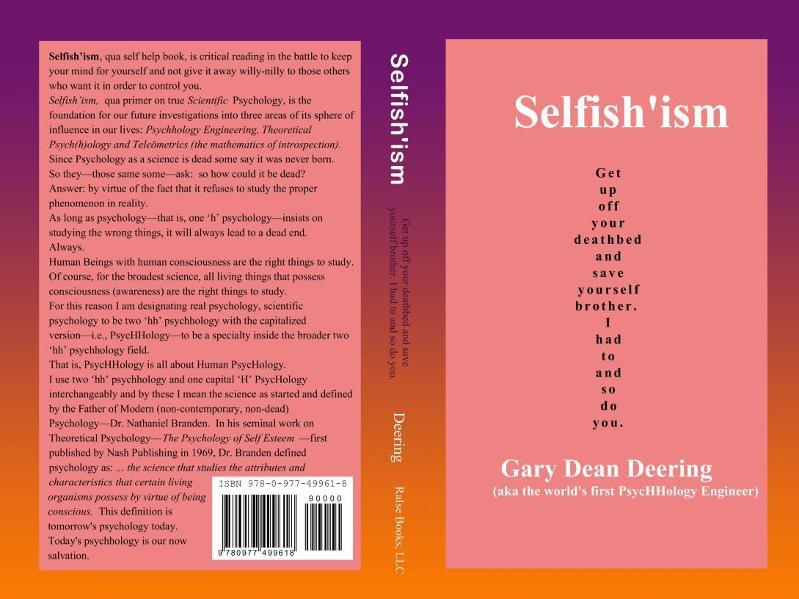 Selfis`ismFandBcvr