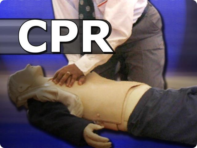 CPR class