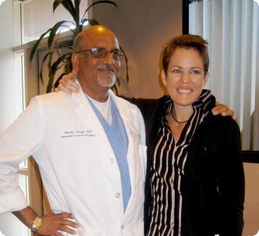 Lisa & Dr S
