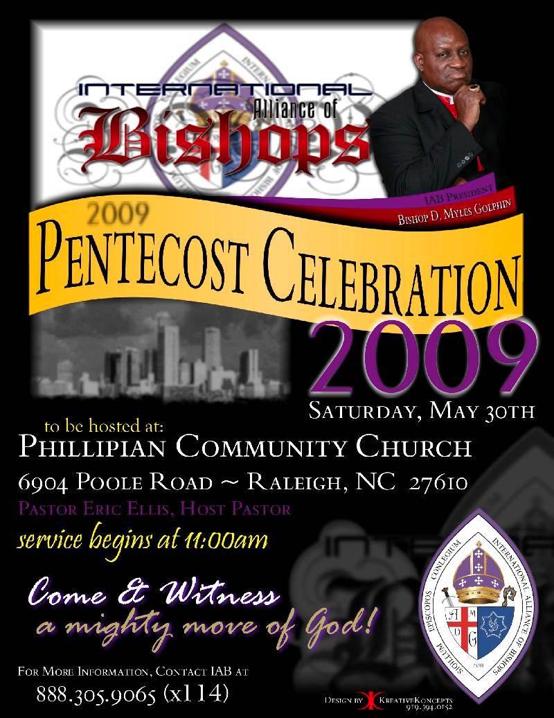 IAB Pentecost