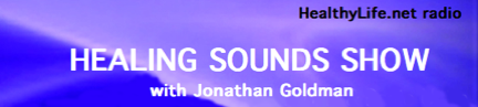 healing sounds radio header