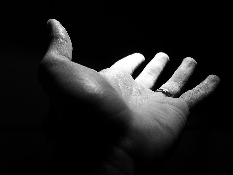 helpin hand