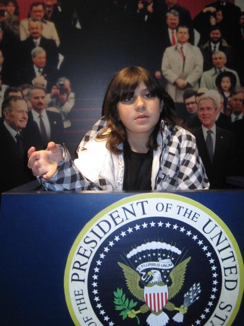 Sarah4President