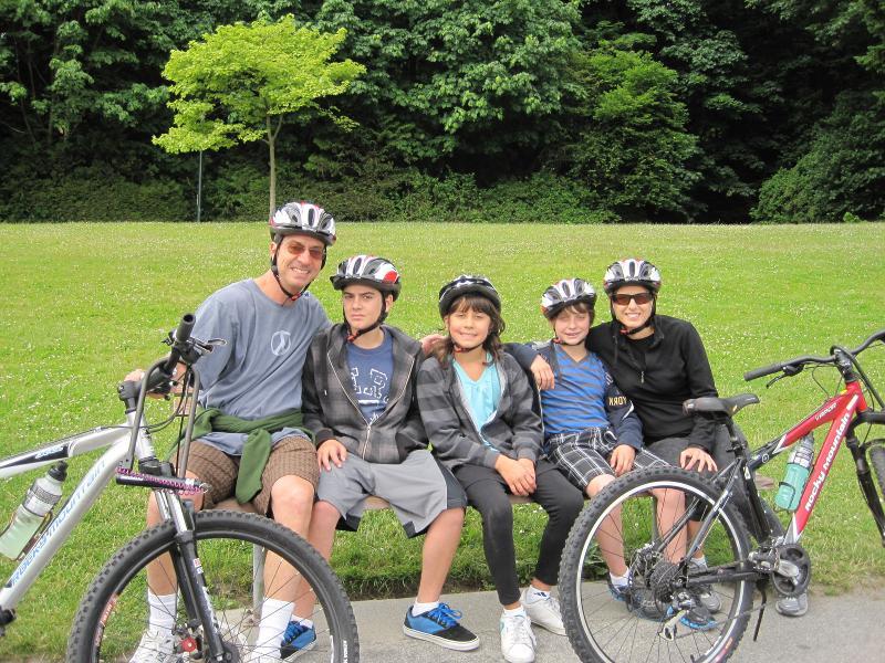 biking stanley