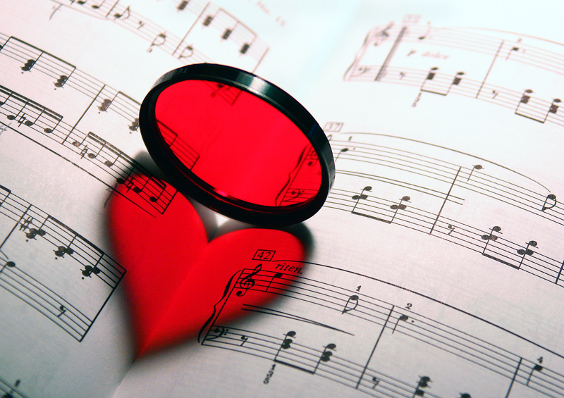 Love on Sheet Music