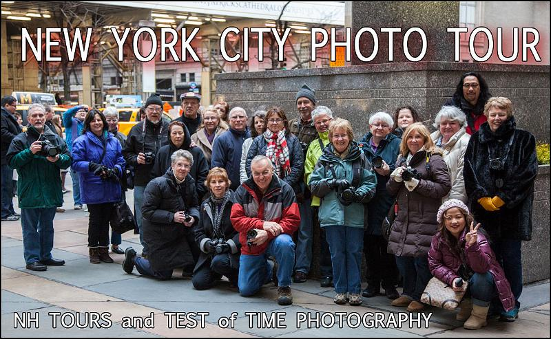 NYC photo group