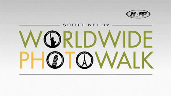 Scott Kelby Photo Walk logo