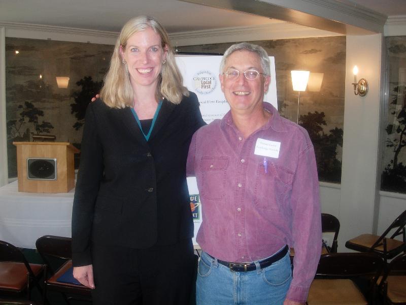 Law Seminar with Amy Carlin