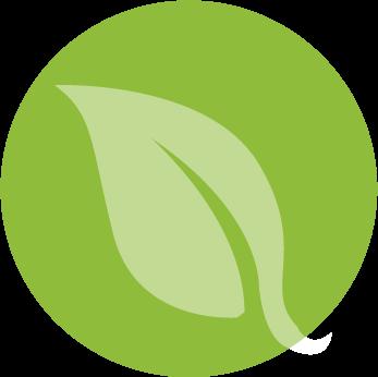 green logo png