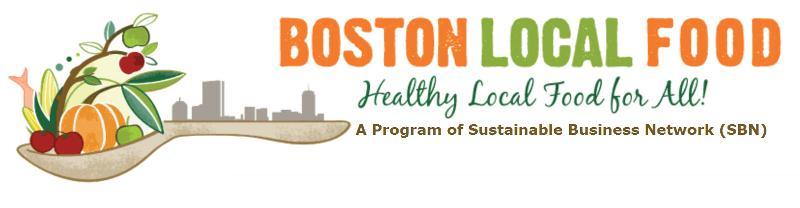 Boston Local Food logo