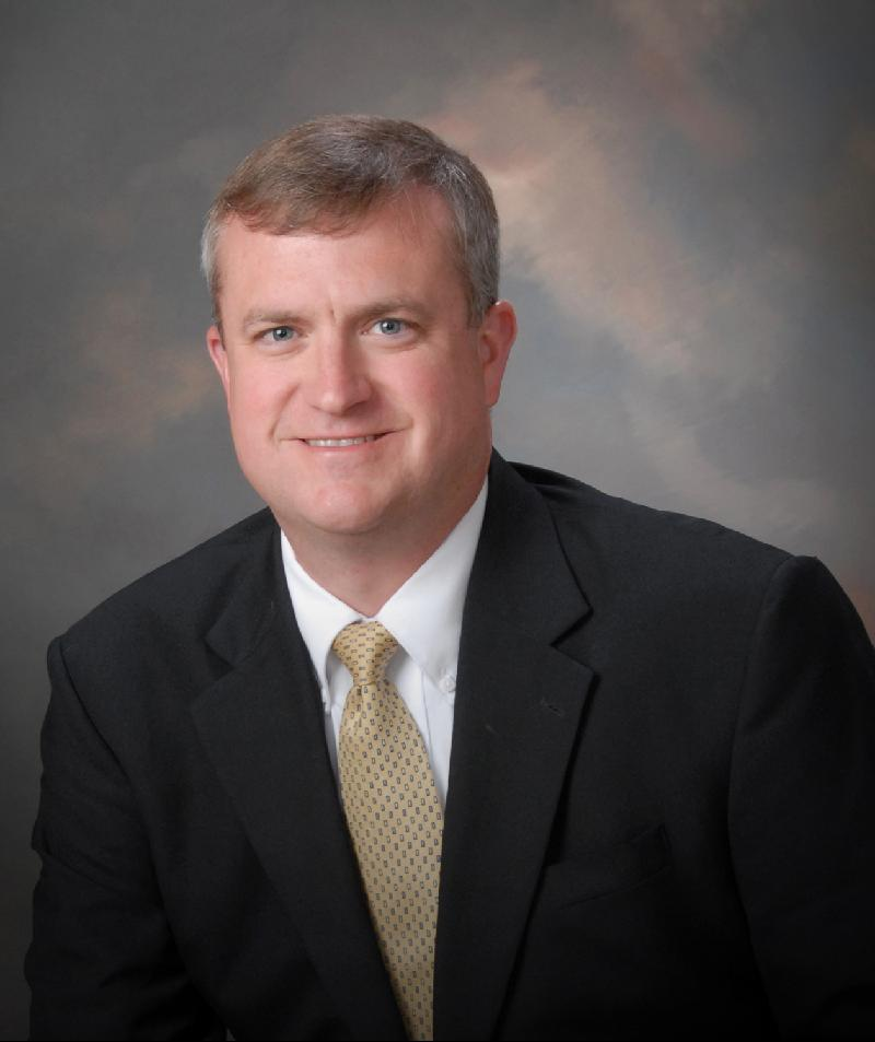 David Thompson, Vice President of Personal Banking