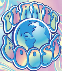 Planet BOOST Logo