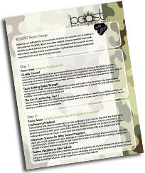 Boot Camp Flyer 2011