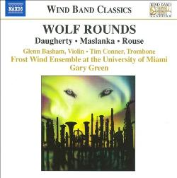 Wolf Rounds CD