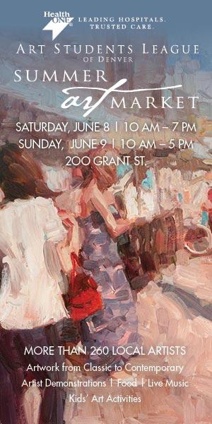 Summer Art Market 2013