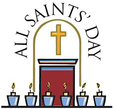 All Saints Day 2012