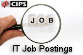 cips it job postings