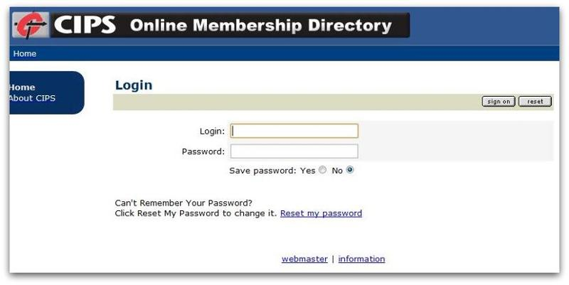 MembershipDirectory