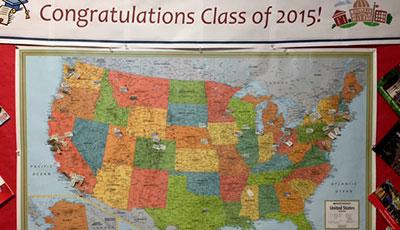 2015 College Acceptances