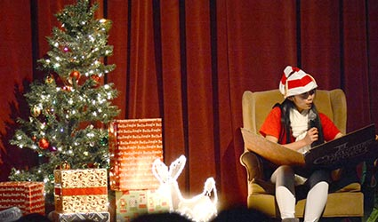 Christmas Assembly 2015