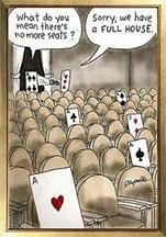 Cartoon of Theatre Seats