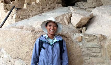 Hilda Guiao in the Southwest