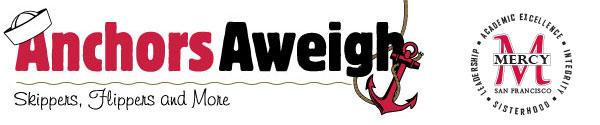 Anchors Aweigh Masthead