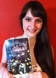Victoria Saitz, author of A Fairytale