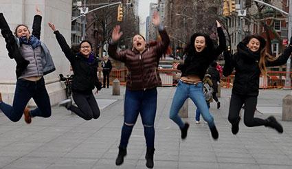 Intersession New York - I Love You