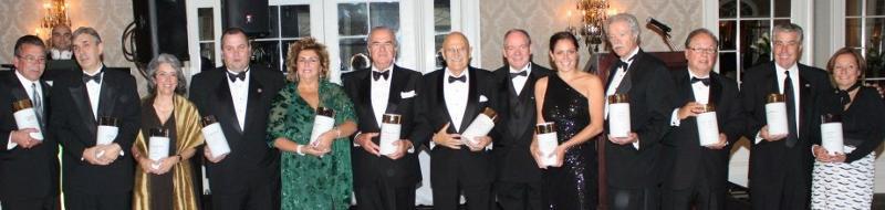 2012 Gala Honorees