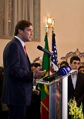 Prime Minister Passos Coelho