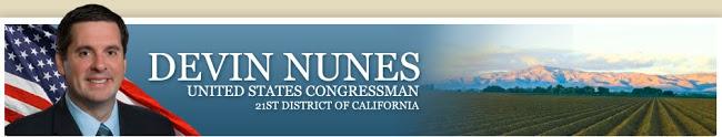 Devin Nunes Banner