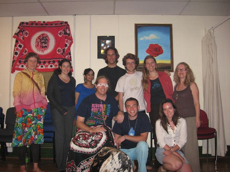Tibetan & African Dreaming