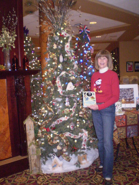Lynn Gresham Christmas tree