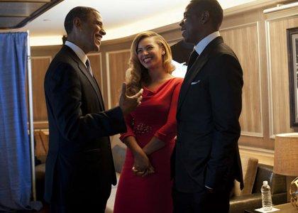 Beyonce - Jay Z - Obama