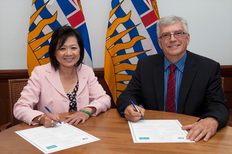 UBCM/BCMOU
