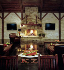 KS fireplace