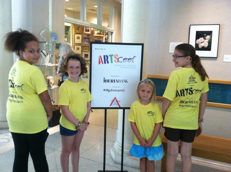 ARTScool2012sponsor thank you photo