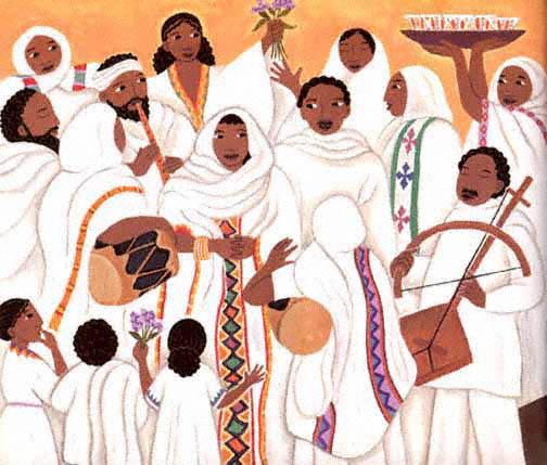 ethiopian celebration