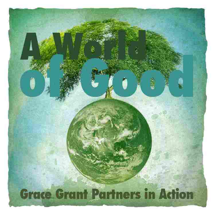 Good Earth Poster