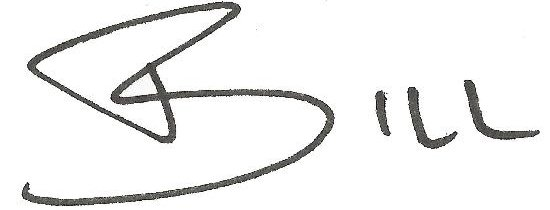 Bill's Signature