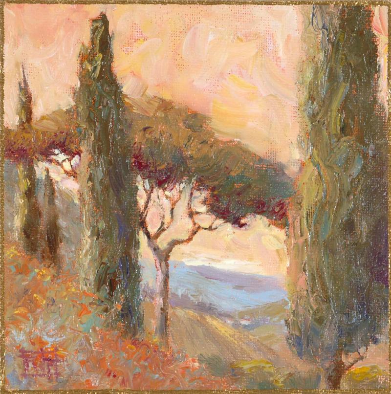 Villa Poggio, Pam Wachtler-Fermanis