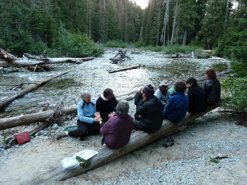 Women's Wilderness Trip