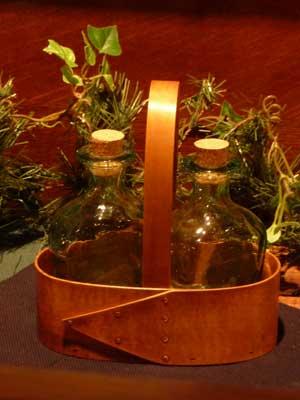 Oil and Vinegar Carrier