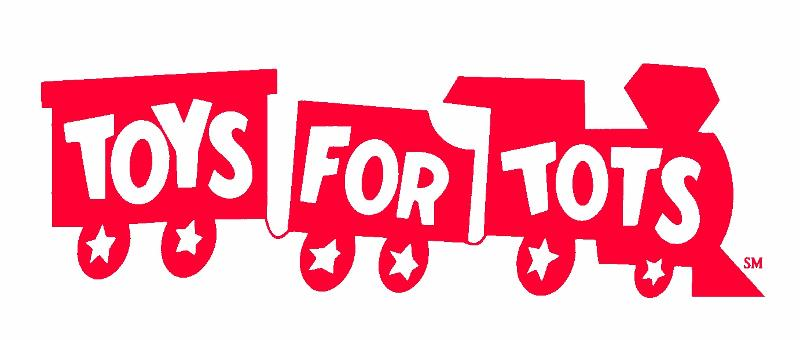 Toys For Tots Train