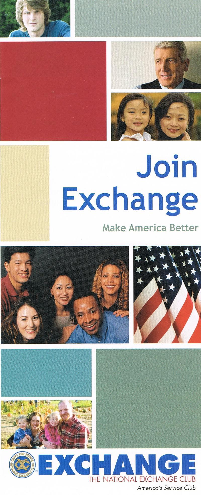 Join Exchange Brochure